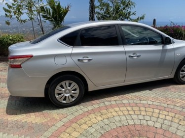 2015 Nissan Sylphy Cars Kingston