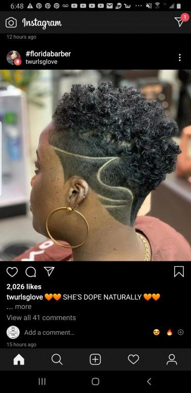 Hairdresser Station