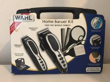 Wahl Home Barber Kit