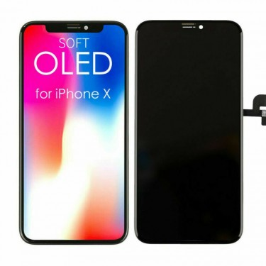 IPhone X OEM Soft OLED Screen Phone Parts Central Plaza, Half Way Tree