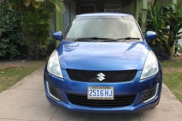 FOR SALE: 2014 Suzuki Swift | 876-314-4881 Cars Constant Spring Road