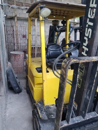 Forklift Trucks Instead