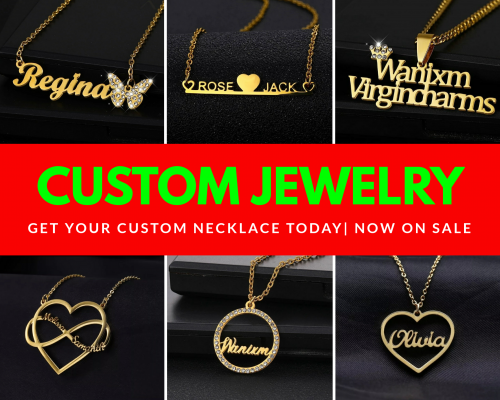 Custom Jewelry For All Occasions