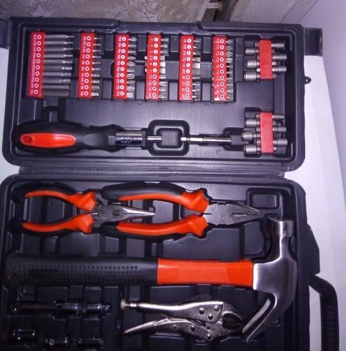 Craft Force Tool Set 124pc