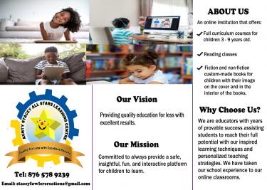 Online School For Children 3 - 9 Years Old Schools Kingston