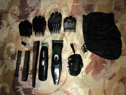 Baber Share 2 Set 4 Blade 3 Comb Charger 9k Cheap