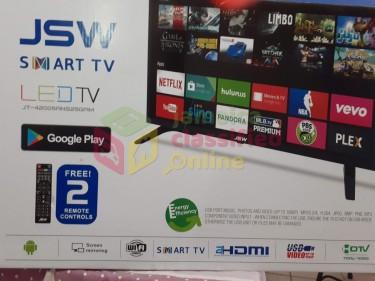 Brand New 42: LED Smart Tv