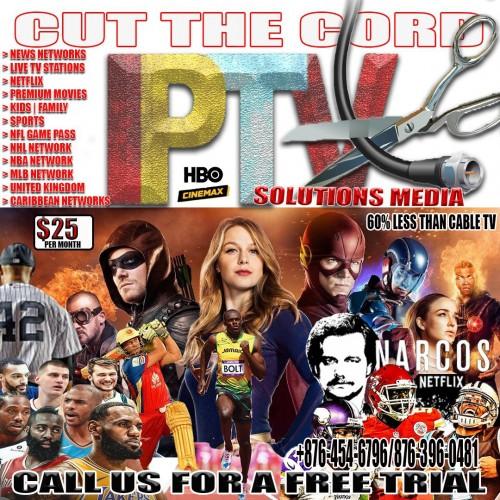 IPTV SOLUTIONS MEDIA