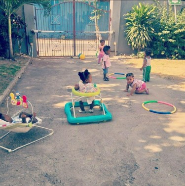 Day Care Services Available