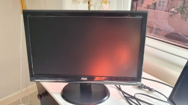 ROC Computer Monitor - 20 Inch