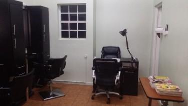 Hair Dressing Booth