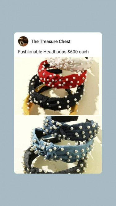 Fashionable Headhoops