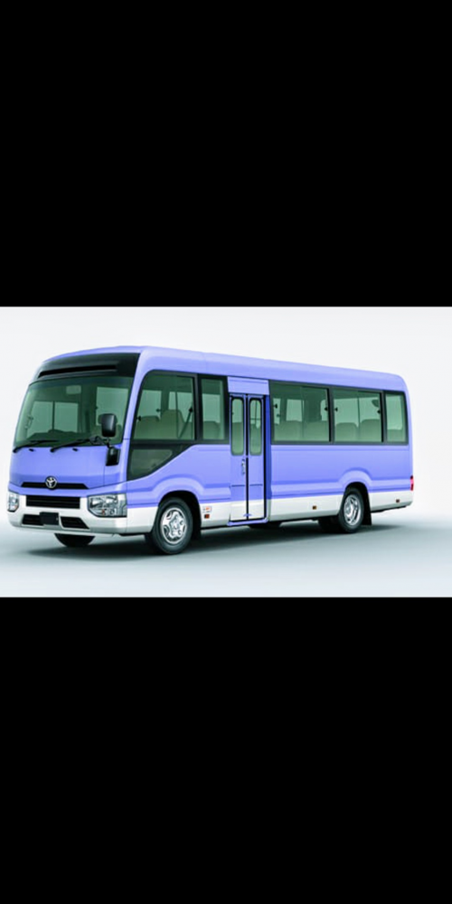2 2019 Coaster Bus For Sale 29 Seater Just Import