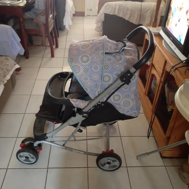 Baby High Chair And Stroller