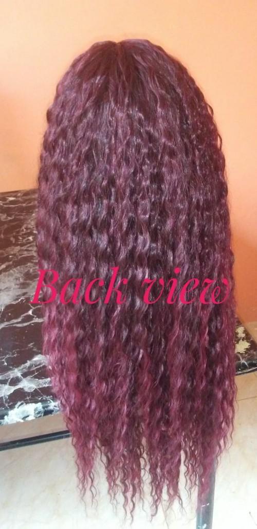 Laced Closure Wigs