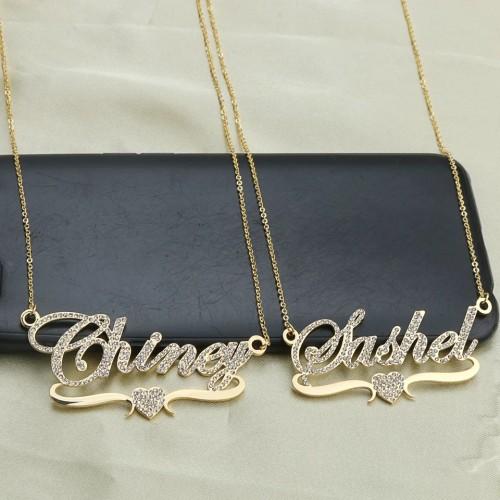 Stylish Custom Name Necklace