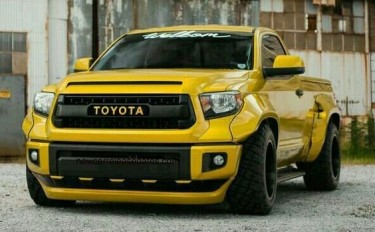 Front Spoiler For 2014-2020 Toyota Tundra
