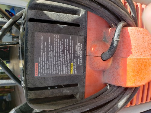 Electric Power Washer 12,000