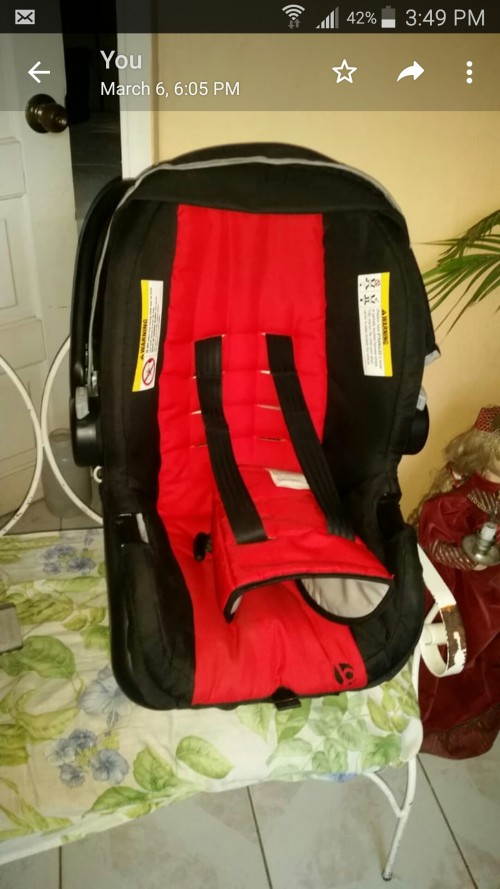3 In 1 Baby Car Seat