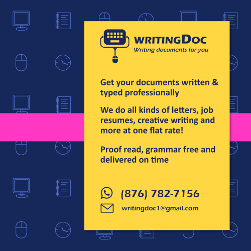 Let Us Write Your Resume, Cover Letter & Essays
