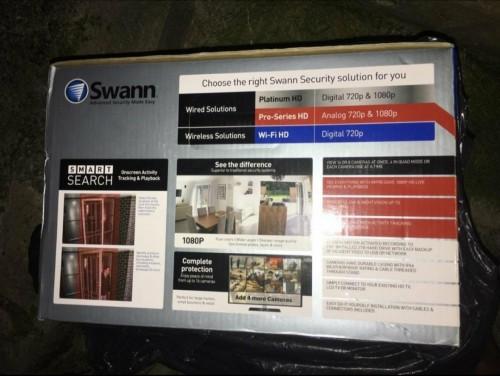 16 Pieces Of Surveillance Cameras With DVR