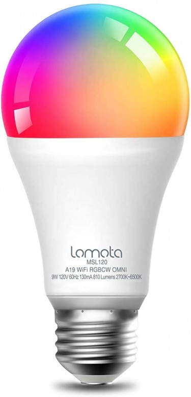 Smart Light Bulb, WiFi LED Light Bulb, Compatible