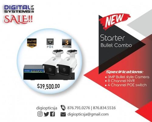 Home & Business Digital Surveillance Systems