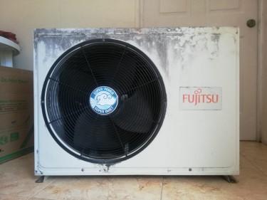 AIR CONDITIONER 18 BTU - 100% WORKING - FUJITSU Air Conditioning San San