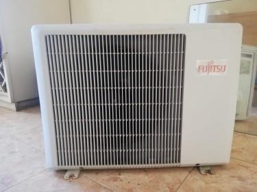 AIR CONDITIONER 12 BTU - 100% WORKING - FUJITSU Air Conditioning San San