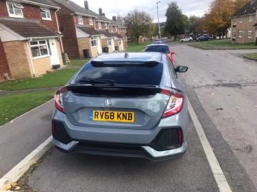 2018 Honda Civic  Cars Cross Roads