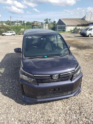 Newly Imported 2016 Toyota Voxy Vans & SUVs Montego Bay