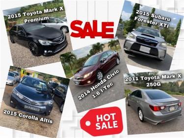 Discount Deals On New Honda Toyota And Subaru Cars Kingston