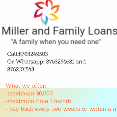 Miller And Family Loan