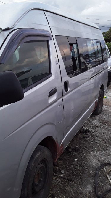 Toyota Hiace High Top Spongebob (without Engine) Buses Savlamar