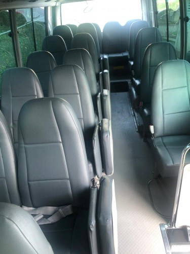 2006 Toyota Coaster Bus