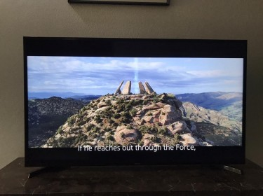 Samsung 49 Inch 4K SMART Television (Like New)