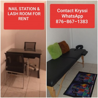 Lash Room Or Massage Room For Rent