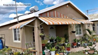 Make Your Order Today!!!  Construction Kings & Queens Awning Ltd