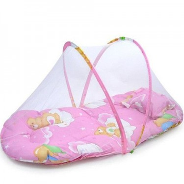 Baby Girl Mosquito Bed