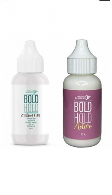 Bold Hold Lace Hair Wig Glue