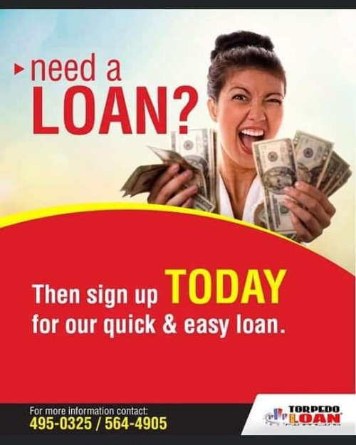 Unsecure Loan No Collateral  No Guarantor