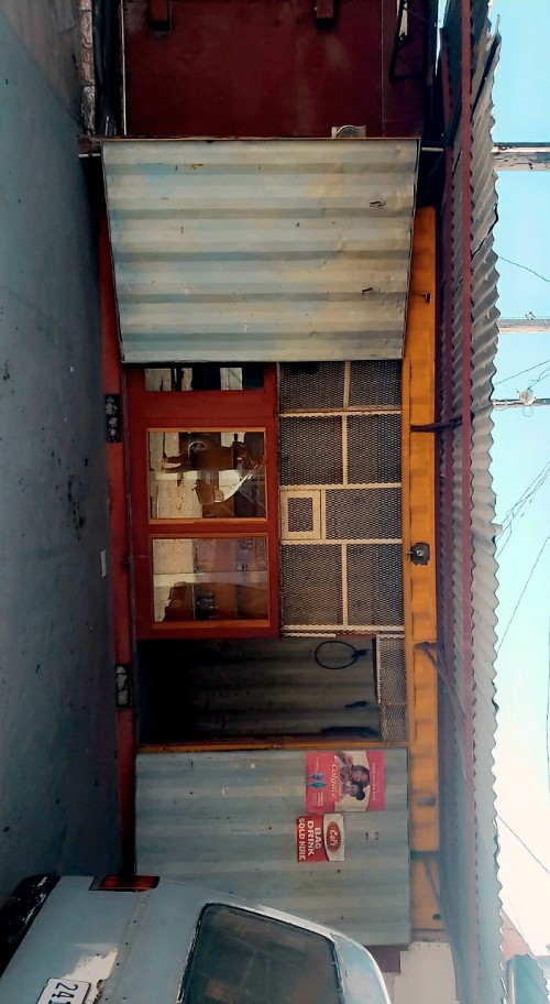 Container Shop For Rent