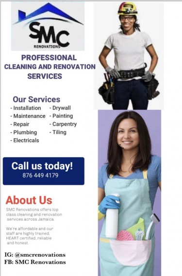 We Maintain/repair Homes And Businesses  Shops Kingston