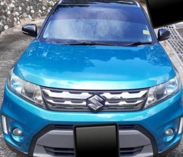 2016 Suzuki Vitara  Vans & SUVs Ocho Rios
