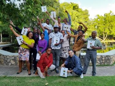 Team Jamaica (TPDCO) Tourism Training Course Schools Montego Bay