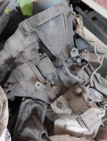 Honda 5 Speed Gearbox