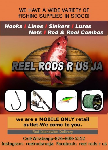 FISHING RODS AND REELS FOR SALE Other Market PORTMORE