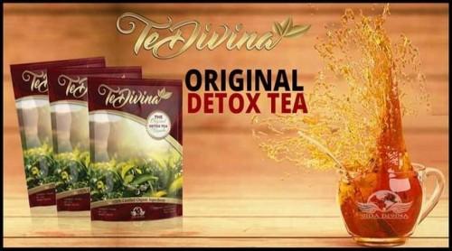 Vida Divina Products (Detox Tea) Healthcare Montego Bay