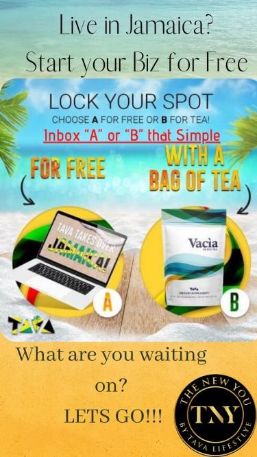 Lock Your Spot With Tava Lifestlye