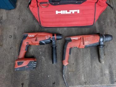 Hilti Drills , Sawzall, Generators, Welding Plants Tools Newport West